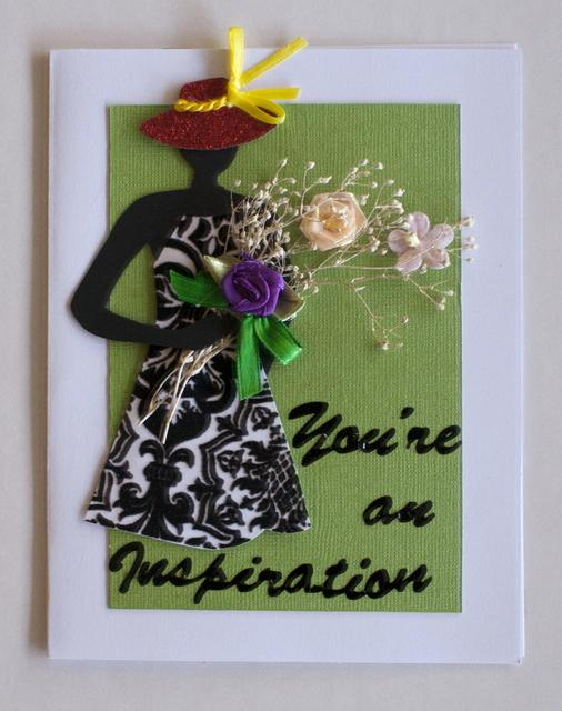 Inspiration card designed by Claire