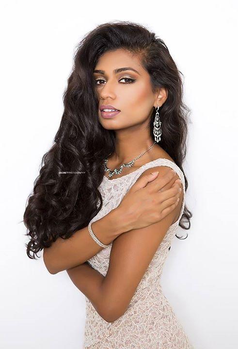 Miss Global Guyana Ariella Basdeo