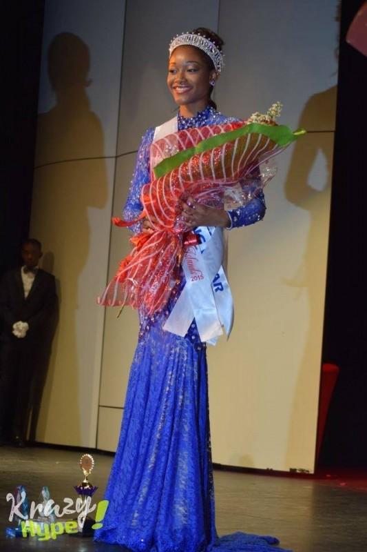 Sasha Wintz, Miss World BVI 2015