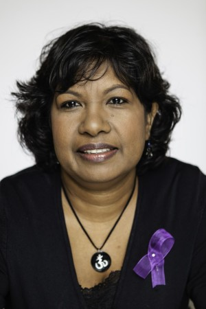 Author and Domestic Violence Advocate, Sukree Boodram