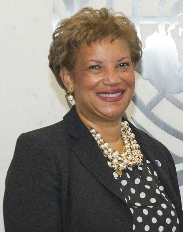 Catherine Pollard UN Under Secretary General for General Assembly and Conference Management