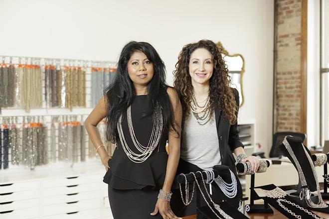 Sharmilla Persaud and Arianna Brooke, Co-Founders of Millianna