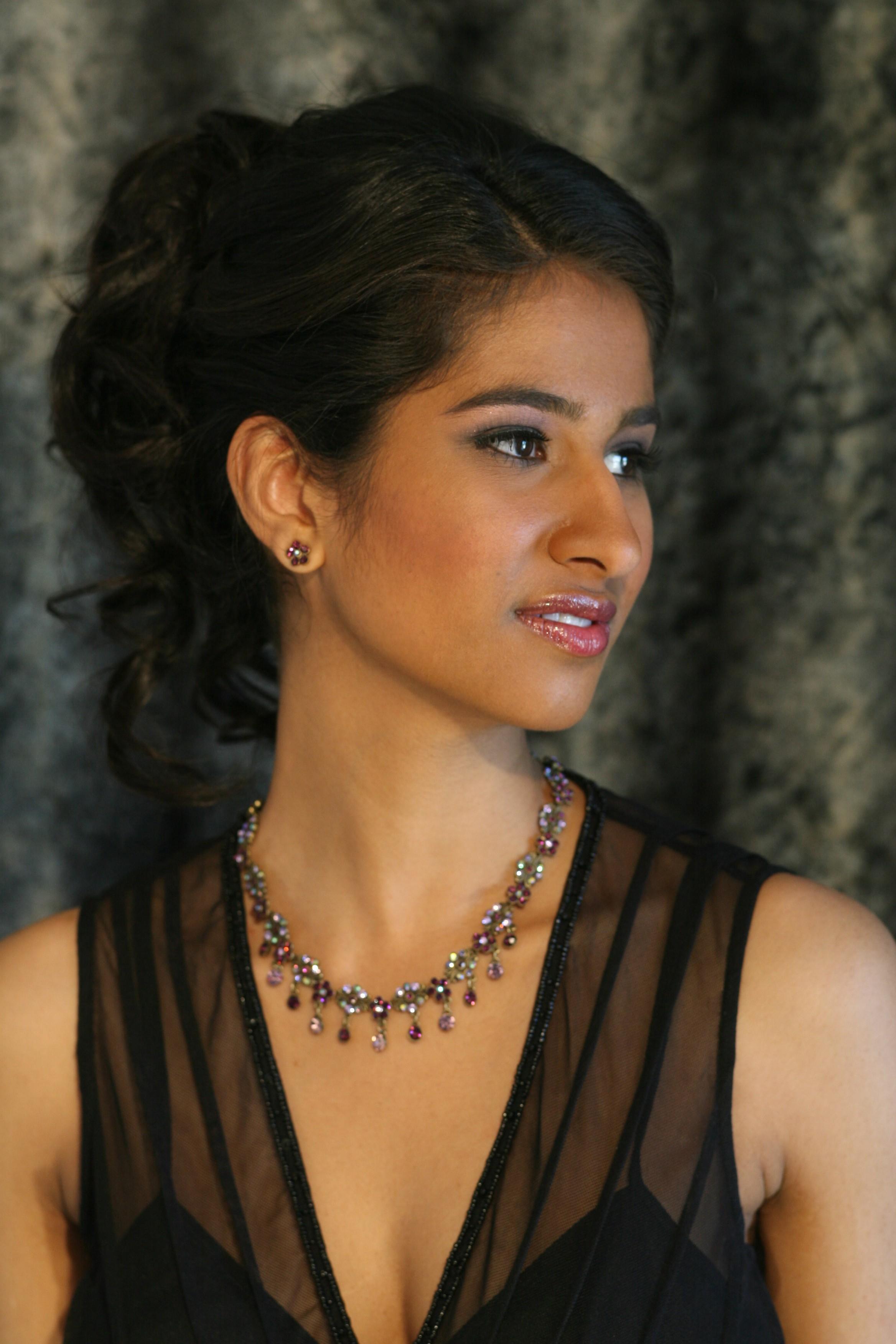 Model Janice MacGregor