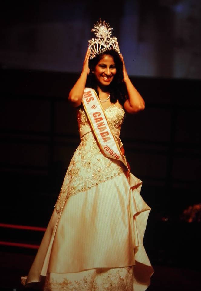 Janice MacGregor, Miss Canada 2015/16