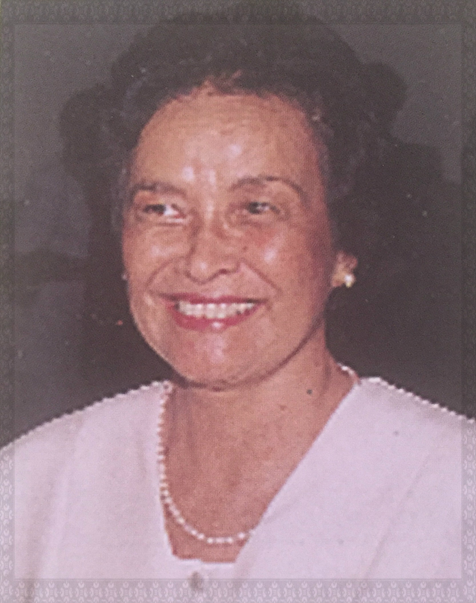 First Lady Doreen Chung