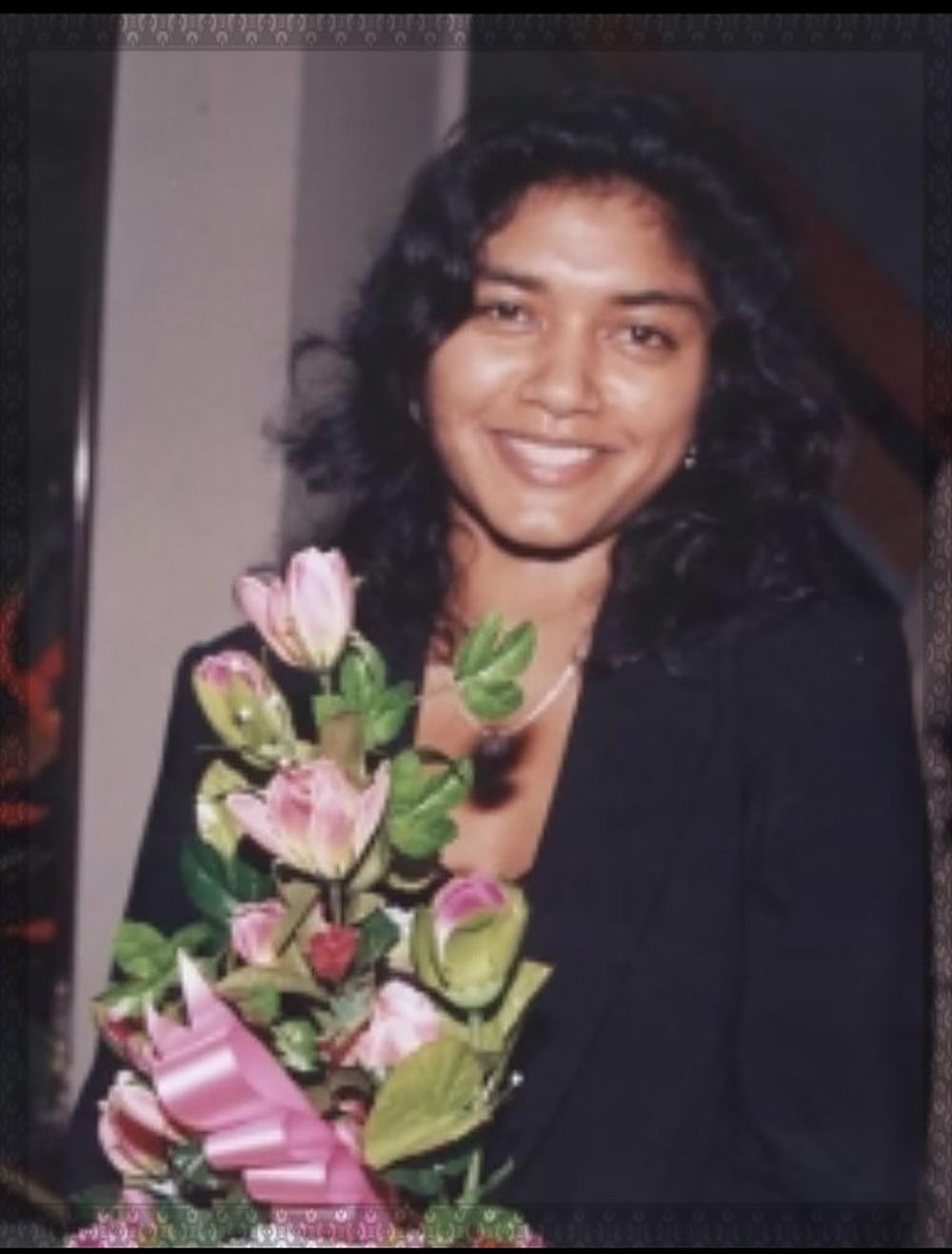 First Lady Varshnie Singh-Jadeo
