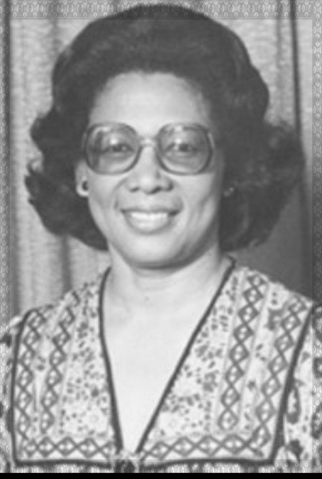 First Lady Viola Burnham