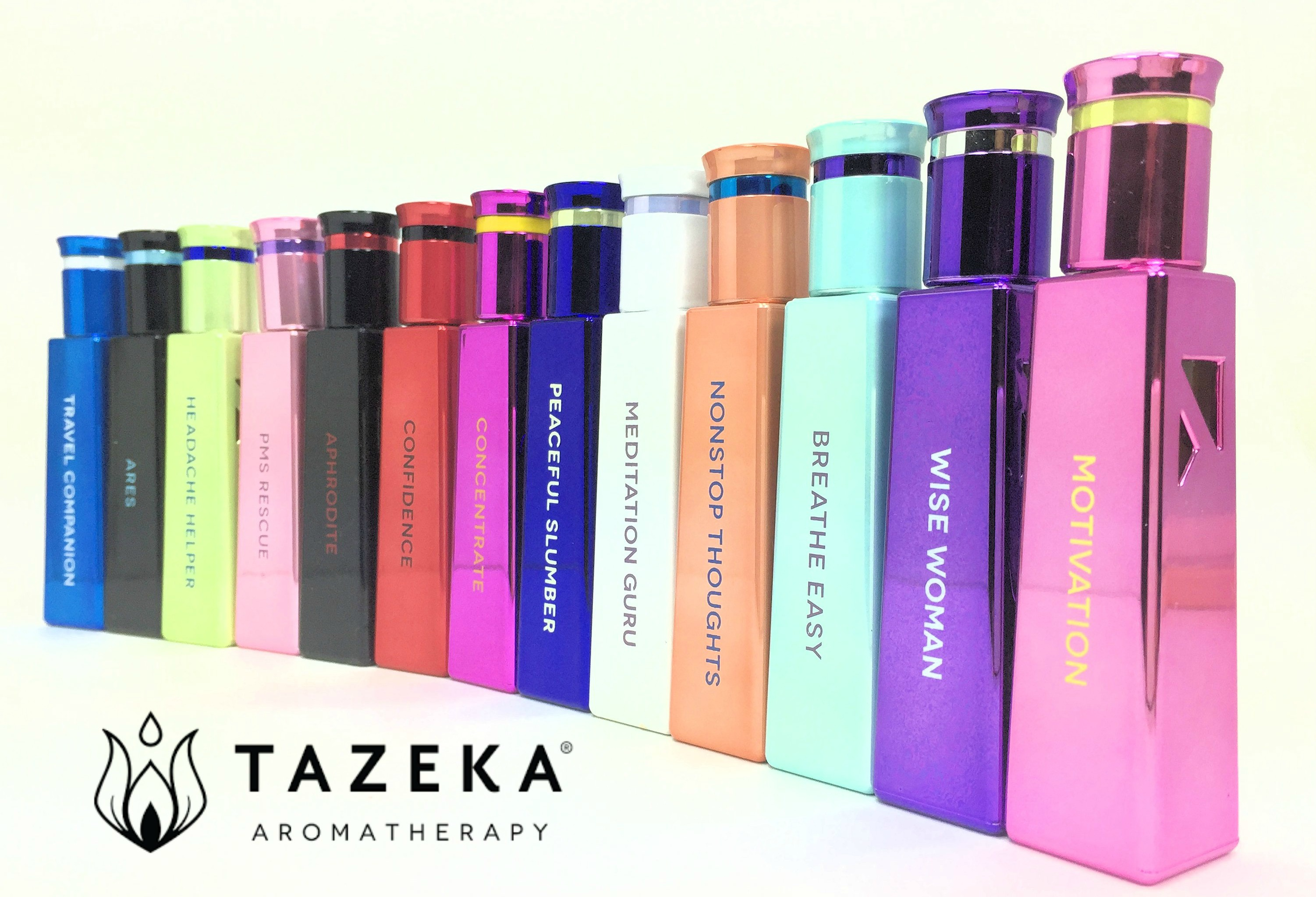 tazeka-aromatherapy