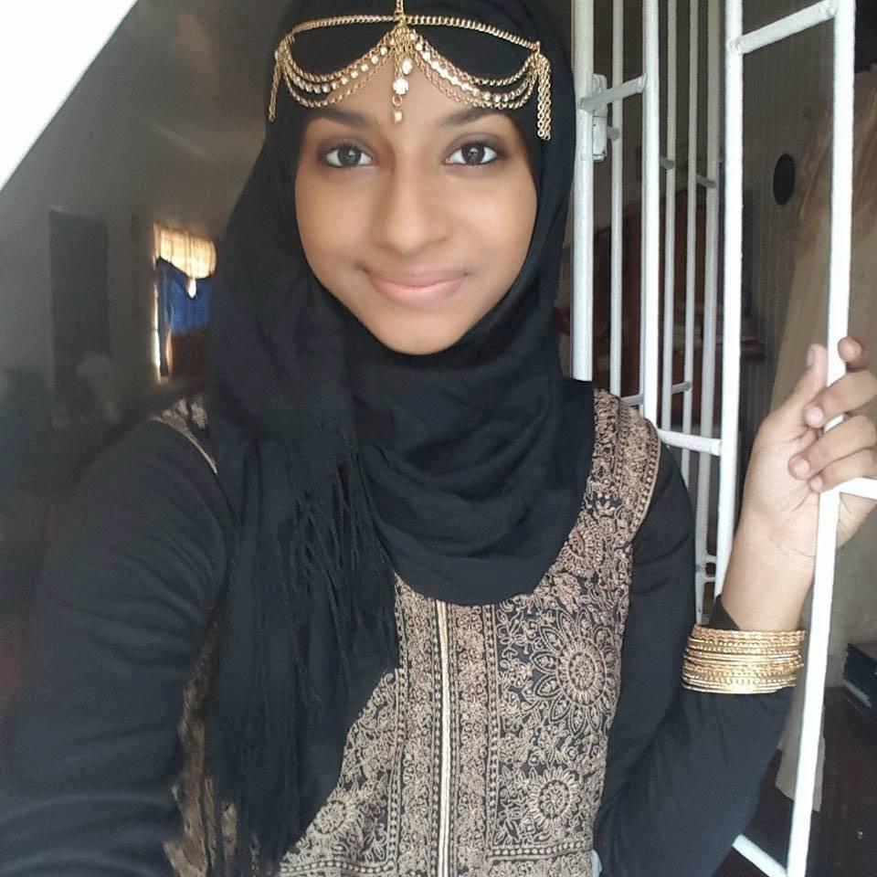 Adilah Ali of Queen's College
